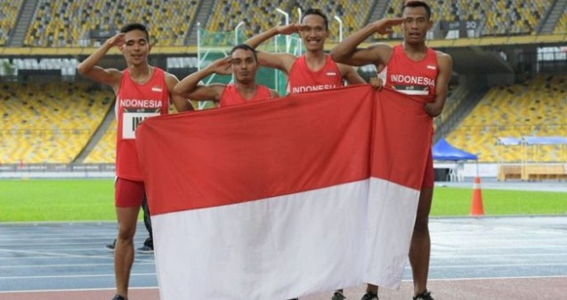 INDONESIA JUARA UMUM KEJUARAAN ASEAN PARA GAMES DI MALAYSIA 2017