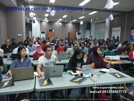 Kelas Fast Track SB1M Jakarta