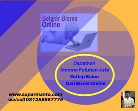 Kursus Bisnis Online di Depok