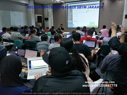 Belajar Facebook Ads di Bekasi