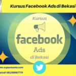 Kursus Facebook Ads di Bekasi