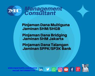 Pinjaman Dana Talangan Bogor   Jaminan SP2K/SP3K