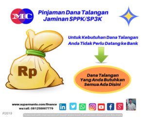 Dana Tunai Jaminan SPPK/SP3K   Funder Pribadi   0819 1966 1997