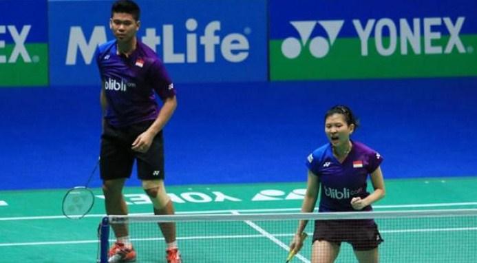 GANDA PUTRA INDONESIA MASUK FINAL KEJUARAAN BULUTANGKIS JAPANG OPEN 2017