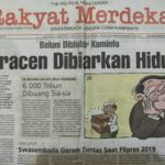 PRESIDEN JOKO WIDODO BERANG KEPADA PELAKU SARACEN DI INDONESIA