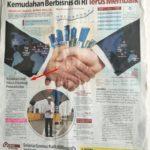 KEMUDAHAN MELAKUKAN BISNIS DI INDONESIA MULAI MENINGKAT