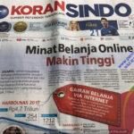 PERKEMBANGAN MINAT BELANJA ONLINE DI INDONESIA