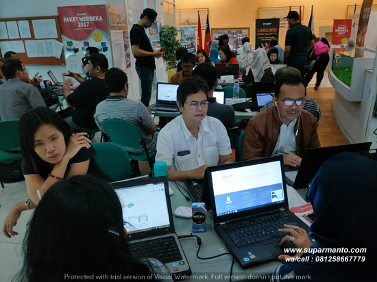 KURSUS PRIVAT INTERNET MARKETING DI PONDOK AREN