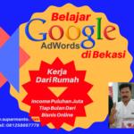 Belajar Google AdWords di Bekasi