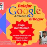 Belajar Google AdWords di Bogor