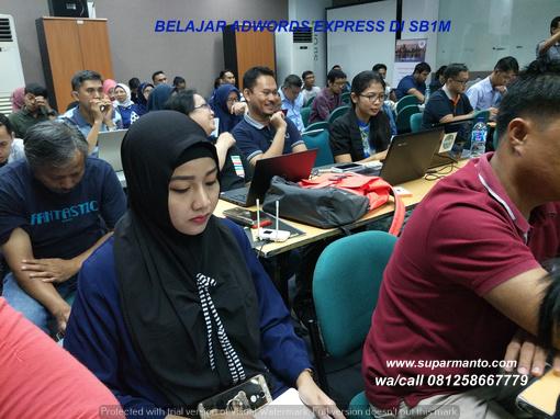 Belajar AdWords Express di Bogor