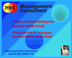 Pendanaan Multiguna Jaminan SHM