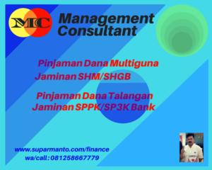 Pinjaman Dana Multiguna 2018