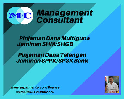 Dana Talangan Jaminan SPPK Dari Bank