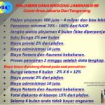 Pinjaman Dana Bridging di Jakarta