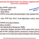 Dana Talangan Jaminan Offer Letter