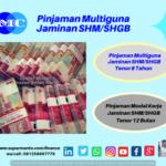 Pinjaman Untuk Modal Usaha Jaminan SHM/SHGB
