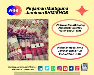 SP3K Dan SHM Untuk Pinjaman