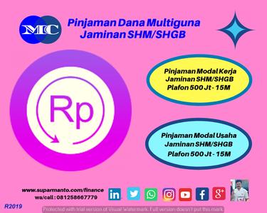 Dana Multiguna Gadai SHM/SHGB