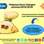 Dana Talangan Pelunasan Hutang Jaminan SP2K/OL