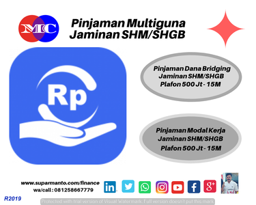 Pembiayaan Gadai SHM/SHGB Jabodetabek