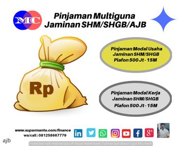 Pinjaman KPR di Finance