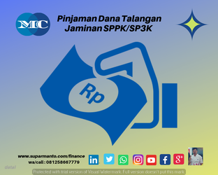 Jasa Funder Dana Talangan Jaminan SP3K