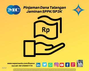 Melayani Pinjaman Jaminan SP3K