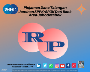 Skema Pinjaman Dana Talangan Jaminan SPPK/SP3K