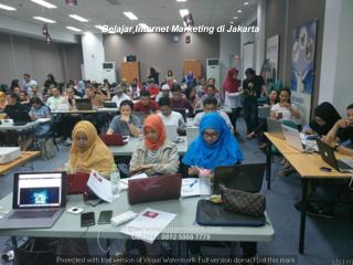 Belajar SEO Terbaik Jakarta Dan Tangerang