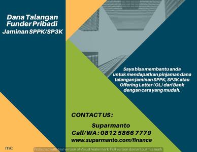 Dana Talangan Jaminan SP2K di Surakarta